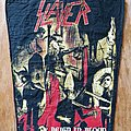 Slayer - Patch - Slayer - Reign in Blood 80's BP