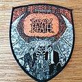 Napalm Death - Patch - Napalm Death - Scum 1991 patch