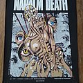 Napalm Death - Patch - Napalm Death - Mass Appeal Madness BP