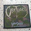 Obituary - Patch - Obituary - World Demise patch
