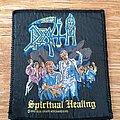 Death - Patch - Death - Spiritual Healing patch