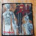 Death - Patch - Death - Human 1991 patch