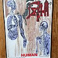 Death - Human 1991 BP Patch