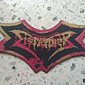 Dismember - Patch - Dismember - Indecent and Obscene patch