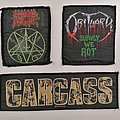 Carcass - Patch - Official woven patches