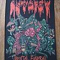 Autopsy - Patch - Autopsy - Mental Funeral 1991 BP