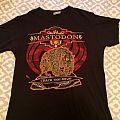 Mastodon t-shirt