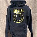 Nirvana - Hooded Top - Nirvana nevermind 1992