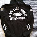 Black Label Society - Hooded Top - Black label society GIFD