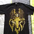 Black label society t shirt European Tour 2011