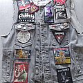 Iron Maiden - Battle Jacket - Battlejacket in progress
