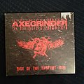 Axegrinder - Tape / Vinyl / CD / Recording etc - Axegrinder - Rise of the serpent men