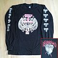 Asphyx - Last One On Earth 1994 Longsleeve TShirt or Longsleeve