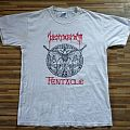 Pentagram / Pentacle - Pentamania Over Europe 2009 Tour T-shirt