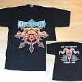 Bolt Thrower - The Next Offensive Euro Tour 2010 T-shirt
