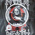 80´s Hein Gericke Speedway - Napalm Death - Life? Leatherjacket