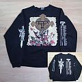 Asphyx - Church Of Satan Tour 1991 Sweatshirt