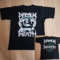 Napalm Death - South African Tour 1993 T-shirt