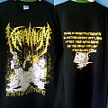 Kraanium - Severed Stump Fistfuck t-shirt