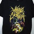 Waking The Cadaver cover album t-shirt