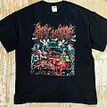 Rest In Gore - TShirt or Longsleeve - Rest In Gore (Japan) - Culinary Buffet of Hacked Innards