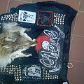 Japenese metalpunk vest Battle Jacket