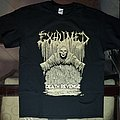 Exhumed - Death Revenge Tour T-s