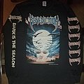 "Benediction - ""Dark is the Season"" Longsleeve  TShirt or Longsleeve"