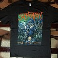 Suffocation - Effigy of the Forgotten T-s