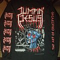 Jumping Jesus - The Art of Crusifiying LS TShirt or Longsleeve