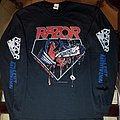 Razor - Violent Restitution LS TShirt or Longsleeve