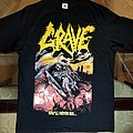 Grave - You'll Never See... T-s TShirt or Longsleeve