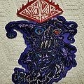 Mortuary - Blackened Images Woven Patch
