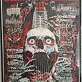 California Deathfest III 2017 Poster Other Collectable