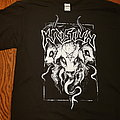 Krisiun - Death chopping tour shirt