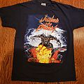 Judas Priest 1998 Jugulator tour shirt