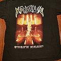 Krisiun - Apocalyptic Revelation 1998 tour shirt