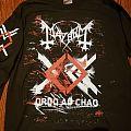 Mayhem - TShirt or Longsleeve - Mayhem - Ordo ad Chao LS