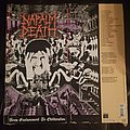 Napalm Death - Other Collectable - Napalm Death - From Enslavement to Obliteration long box