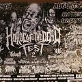 Cheese Grater Masturbation - Other Collectable - Horde of the Dead Fest 2 flyer