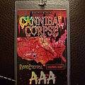 Cannibal Corpse - Other Collectable - Cannibal Corpse Laminate