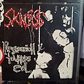 Skinless - Other Collectable - Skinless Progression Towards Evil sticker