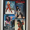Mötley Crüe - Other Collectable - Motley Crue Shout at the Devil tour poster