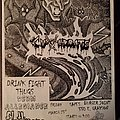 The CutThroats - Other Collectable - Cutthroats flyer