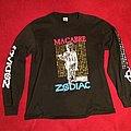 Macabre - TShirt or Longsleeve - Macabre Zodiac long sleeve