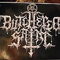 Butchered Saint - Other Collectable - Butchered Saint logo poster