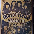 Motörhead - Other Collectable - Motörhead flyer
