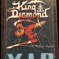 King Diamond - Other Collectable - King Diamond laminate