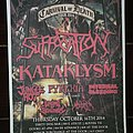 Carnival of Death 2014 flyer