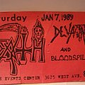 Death tik stub Other Collectable